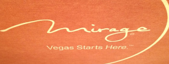 The Mirage Poker Room is one of Casinos.