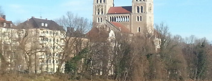 St. Maximilian is one of All the great places in Munich.