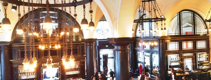 The Wolseley is one of Travel Guide to London.
