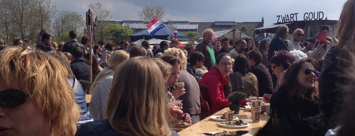 De Rollende Keukens is one of Guide to Amsterdam's best spots.