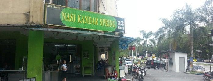 Nasi Kandar Palm Spring is one of Makan @ PJ/Subang(Petaling) #3.