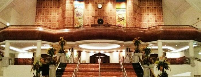 Istana Budaya is one of Kuala Lumpur is HIP!.