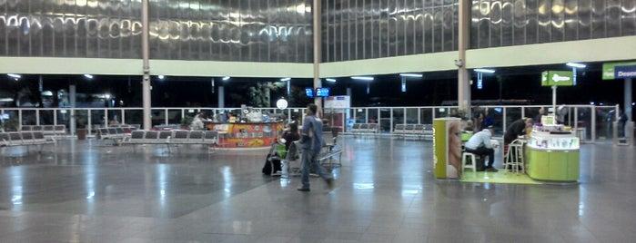 Frederico Ozanam Bus Terminal is one of muito bom.;.