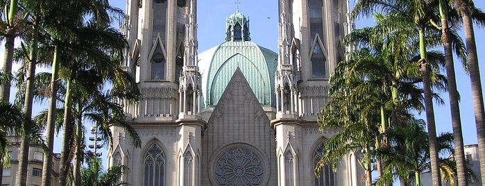 Catedral da Sé is one of #IHeartSãoPaulo.