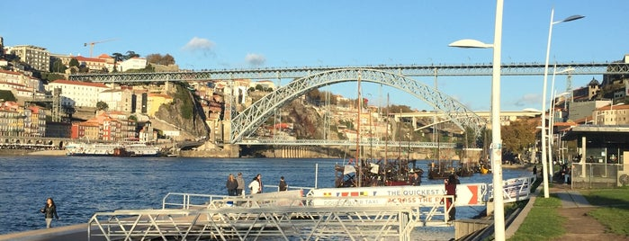 Vila Nova de Gaia is one of Porto.