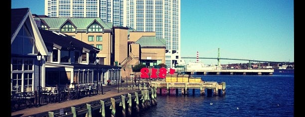 Waterfront Boardwalk is one of Halifax, NS.