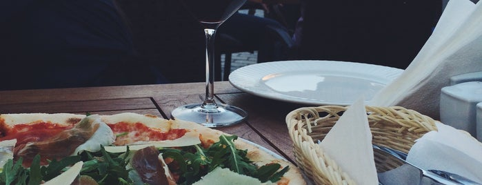 La grande mamma is one of The 15 Best Places That Are Good for Dates in Krakow.
