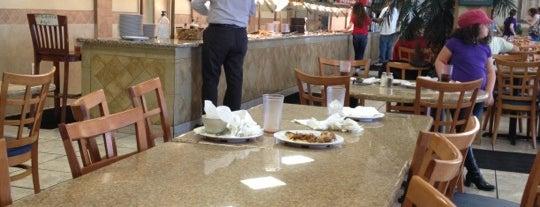 Dimassi's Mediterranean Buffet is one of Dallas restaurants.