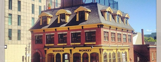 The Wooden Monkey is one of Halifax, NS.