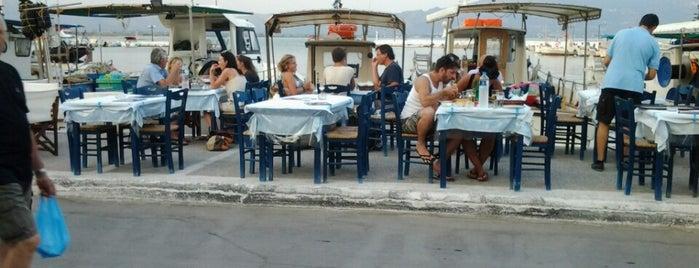 Αντώνης is one of Ελαφόνησος.