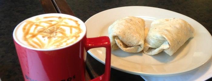 Dunn Bros Coffee is one of MN Food/Restaurants.
