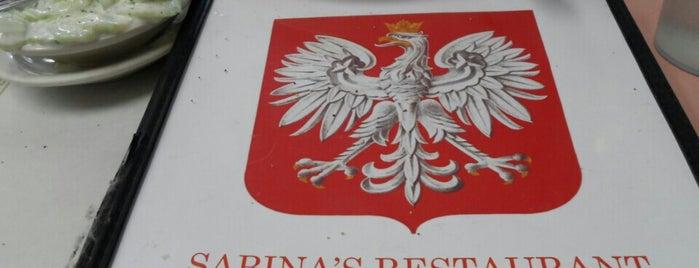 Sabina's Polish Restaurant is one of Michigan Breakfast.