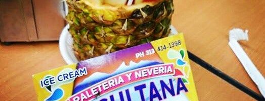 Paleteria Y Neveria La Sultana is one of Awesomeness!.