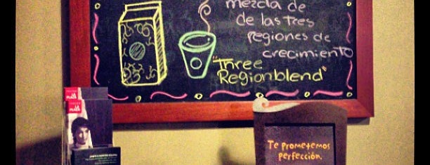 Starbucks Coffee is one of Top 10 favorites places in Lima, Peru.