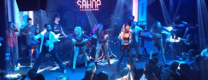 Sahne İstanbul is one of The 15 Best Nightclubs in Istanbul.