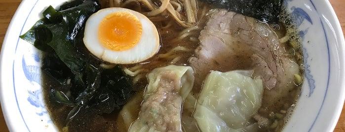 ラーメン 太公望 is one of 食べたいもの.