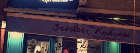 Şairler Kahvesi is one of Kahve & Çay.
