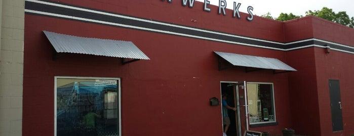 Flat12 Bierwerks is one of Breweries.