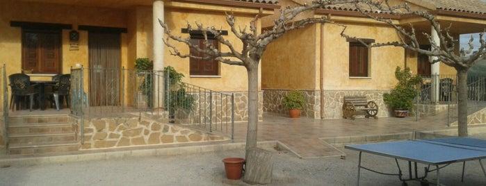 El Viejo Establo is one of Murcia, que hermosa eres!.