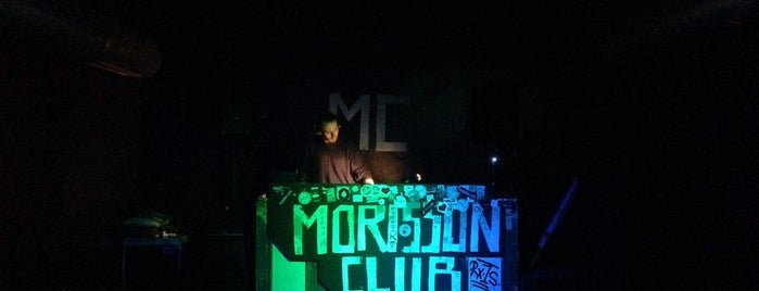 Morisson Club is one of Viyana.