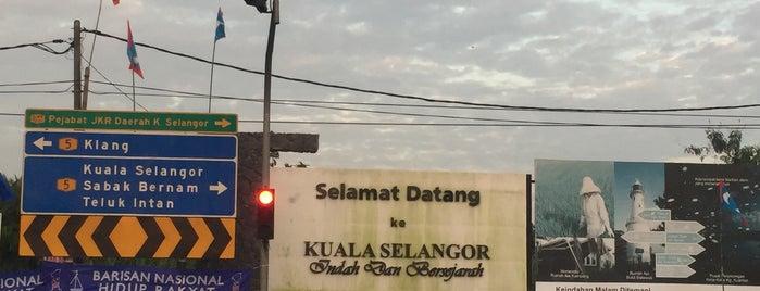 Kuala Selangor is one of JJCM.