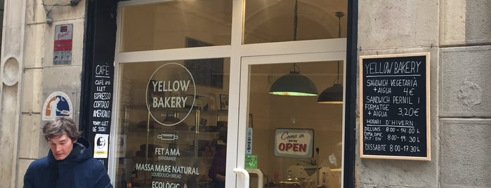 Yellow Bakery is one of Pa.
