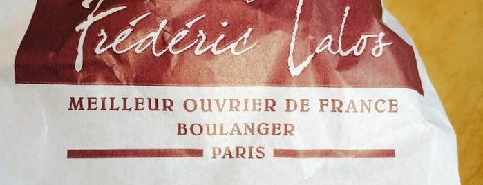 Le Quartier du Pain is one of Paris.