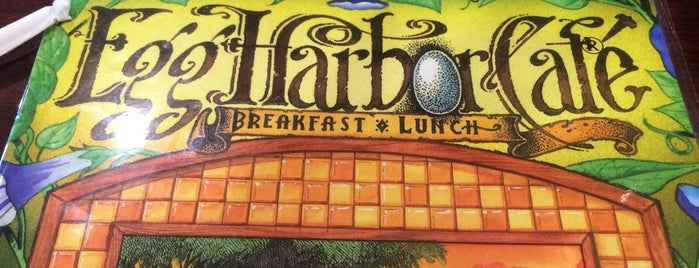 Egg Harbor Cafe is one of The 15 Best Places for Breakfast Food in Atlanta.