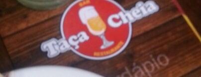 Taça Cheia is one of Lugares para Conhecer e Comer.