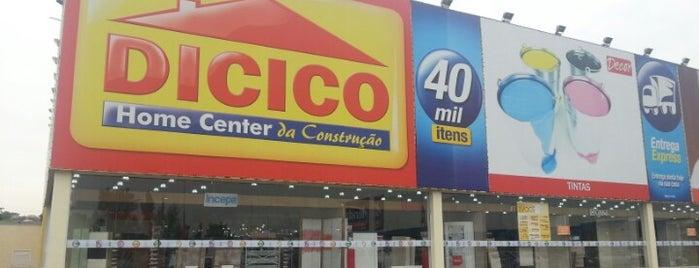 Dicico is one of muito bom.;.