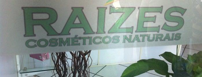 Raízes Cosméticos is one of Hotspots WIFI Poços de Caldas.