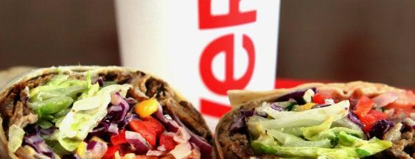VERTS Mediterranean Grill is one of Pili Pop list.