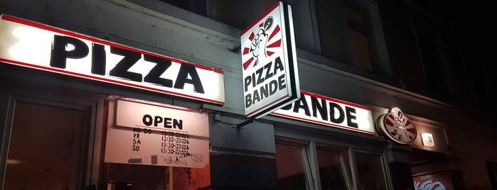 Pizza Bande is one of Культурное чревоугодие и прогрессирующий гедонизм.