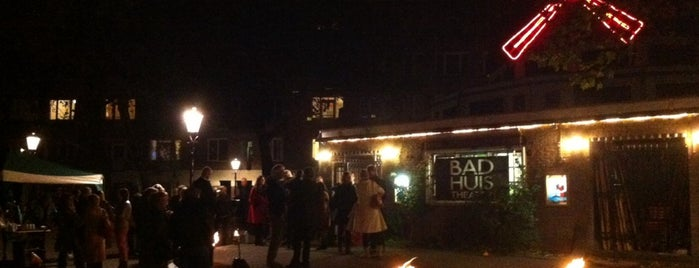 Badhuistheater is one of 24H Oost.