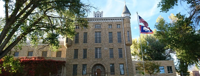 Old Wyoming State Penitentiary is one of Must Remember To Stop.