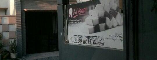 Livana Spikoe is one of Kuliner Wajib @Surabaya.