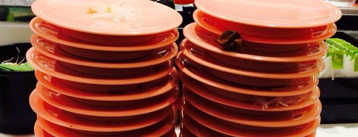 Sushi Express 争鮮回転寿司 is one of Thai Vietnamesich und Japanisch.