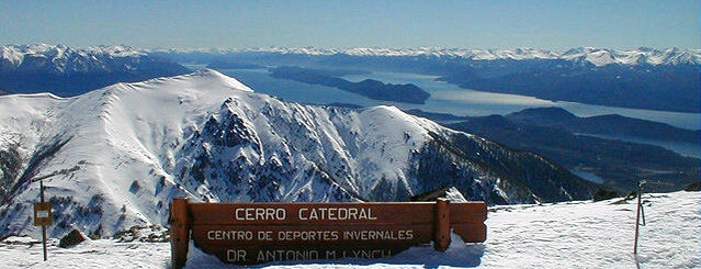 Base Cerro Catedral is one of Patagonia (AR).