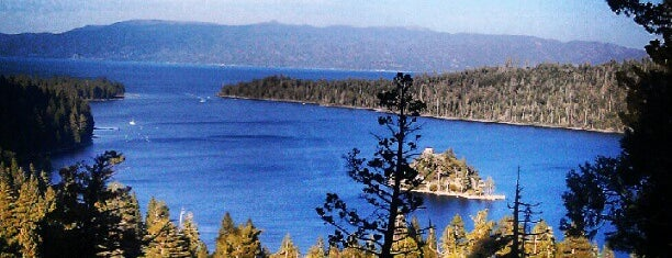 Lake Tahoe is one of Outdoors.