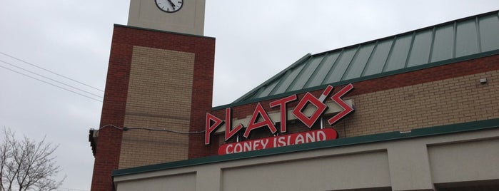 Plato's Coney Island And Resturant is one of good food places in Canton.