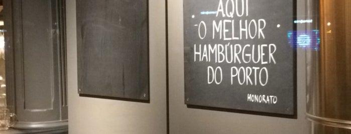 Honorato is one of Restaurantes (Grande Porto).