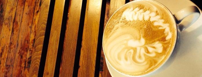 Bicerin Coffee is one of Indie Coffee Passport 2013/14.