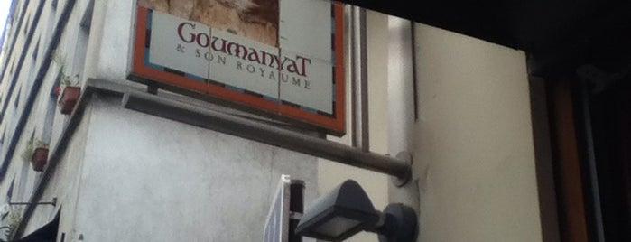 Goumanyat & Son Royaume is one of Epiceries asiatiques (Sélection Cuisin'Asia).