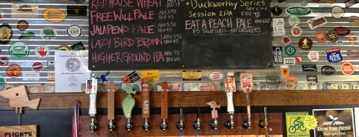Birdsong Brewing Co. is one of The 15 Best Places for Local Beers in Charlotte.