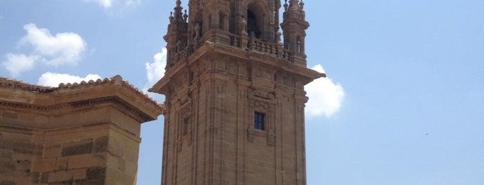 Santo Domingo de la Calzada is one of Camino de Santiago.