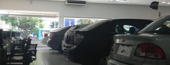 Chevrolet Nova is one of Dealers.