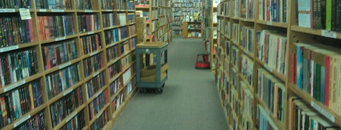 Half Price Books is one of Guide to Greenfield's best spots.
