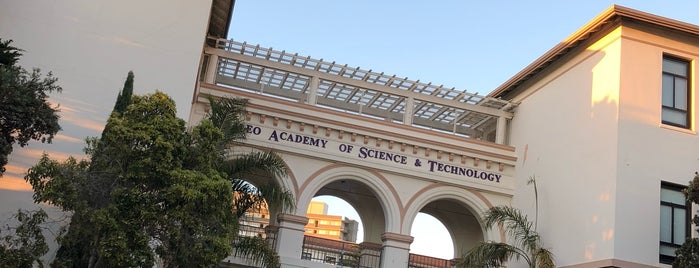 Galileo Academy of Science & Technology is one of San Francisco To Do List.