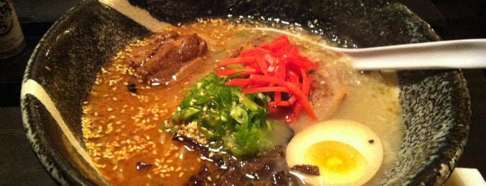 Cocolo Ramen is one of Berlin's best food.