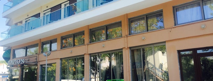 Hotel Olympion is one of Deneme.